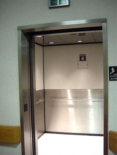 Fanfic / Fanfiction Acção proibida - Capítulo 36 - O elevador