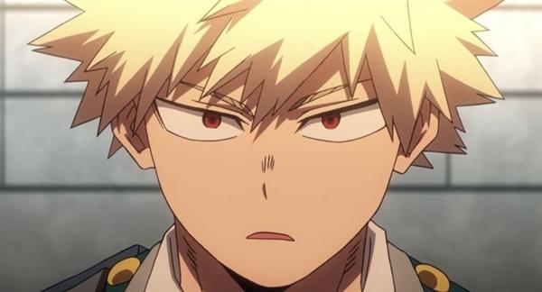 Fanfic / Fanfiction Bakugou Katsuki- Enemies, not lovers - Capítulo 14 - Obrigado