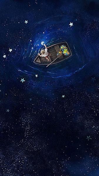 Fanfic / Fanfiction Caçador de estrelas - Capítulo 1 - Estrelas que brilham no escuro.