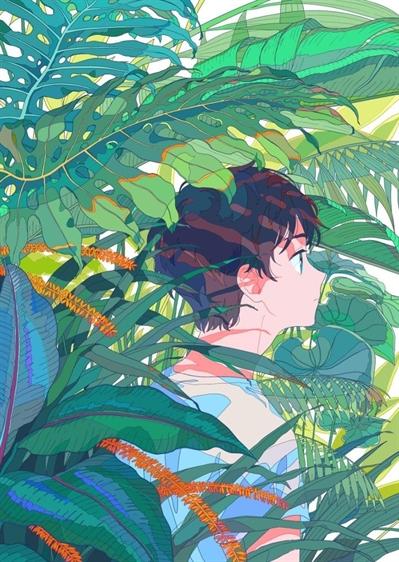 Fanfic / Fanfiction Chuva verde - Capítulo 1 - A mas bela chuva