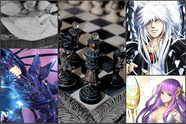 Fanfic / Fanfiction Filha de Hades - Saint Seiya - Capítulo 22 - Capítulo XXI - Xadrez.