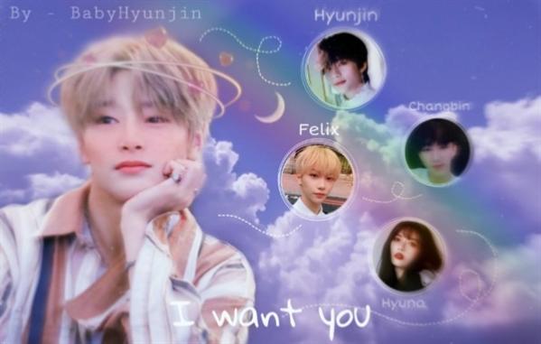 Fanfic / Fanfiction I want you - Hyunin - Capítulo 13 - Trust in yourself