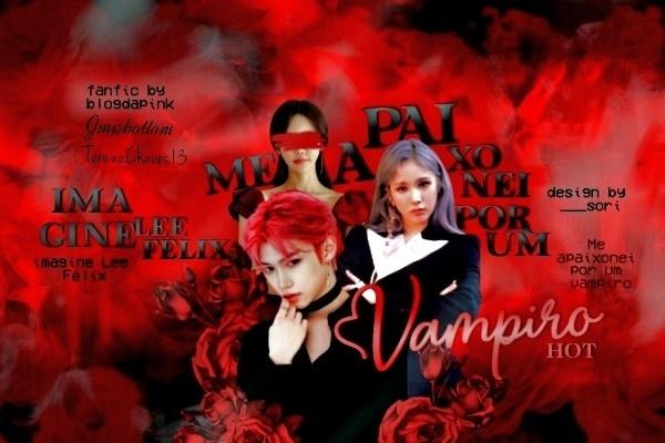 Fanfic / Fanfiction Imagine Lee Félix: me apaixonei por um vampiro (hot) - Capítulo 4 - Baile de inverno
