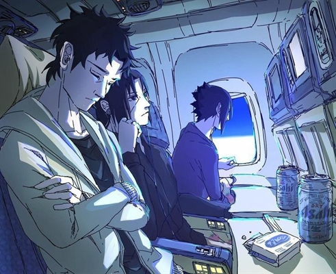 Fanfic / Fanfiction Instagram de Naruto - Capítulo 36 - Shisui