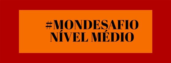 Fanfic / Fanfiction Junho 2020 Mondesafio - Capítulo 6 - Nível Médio 4