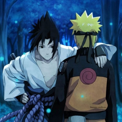 Fanfic / Fanfiction Kakashi e Yamato - Um vínculo de amor... (YAOI) - Capítulo 13 - Naruto reencontra Sasuke...