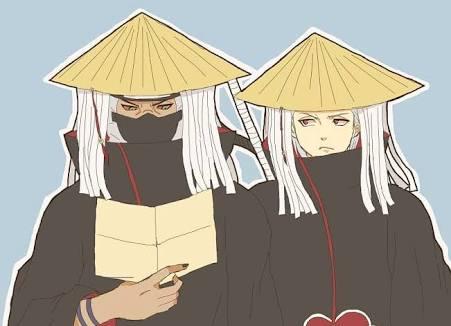Fanfic / Fanfiction Kakuzu x Hidan - Capítulo 1 - Apenas uma amizade?