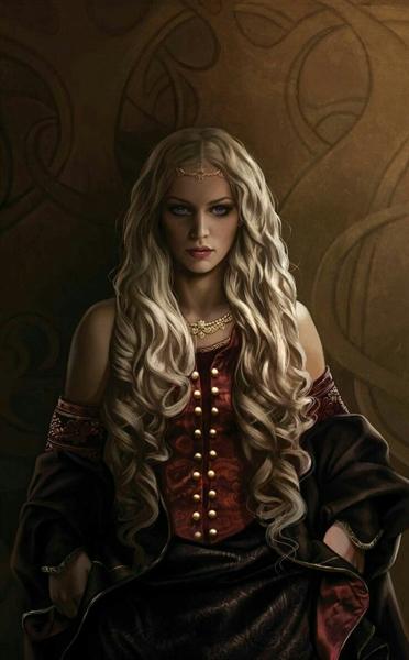 Fanfic / Fanfiction Loucura Targaryen - Capítulo 9 - A Rainha