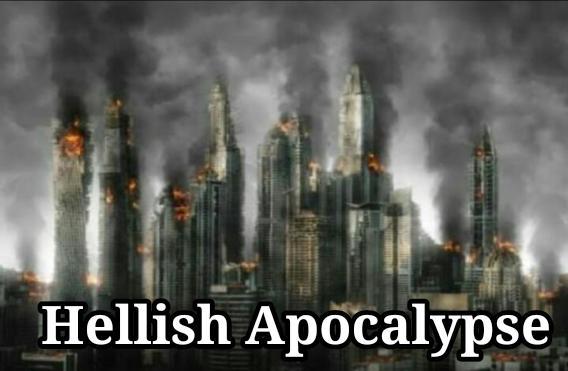 Fanfic / Fanfiction Hellish apocalypse - Capítulo 1 - Prólogo