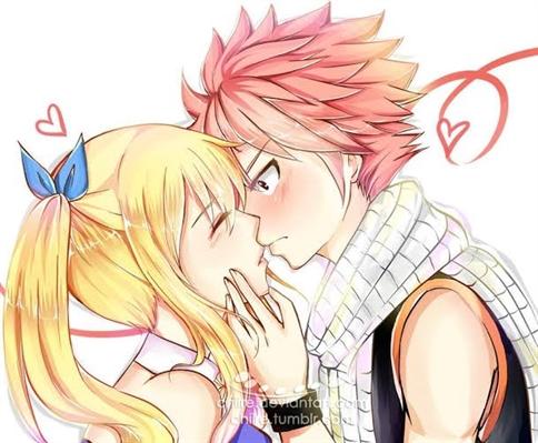 Fanfic / Fanfiction Lucy e Natsu - Para sempre juntos - Capítulo 2 - Palavras inesquecíveis