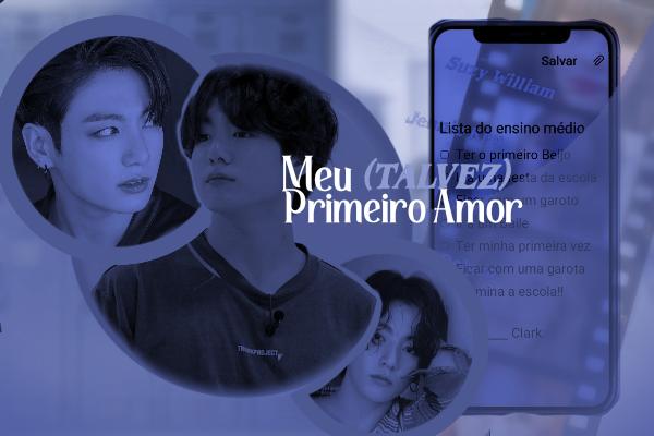 Fanfic / Fanfiction Meu (TALVEZ) Primeiro Amor-JungKook - Capítulo 1 - One- Meu primeiro passo