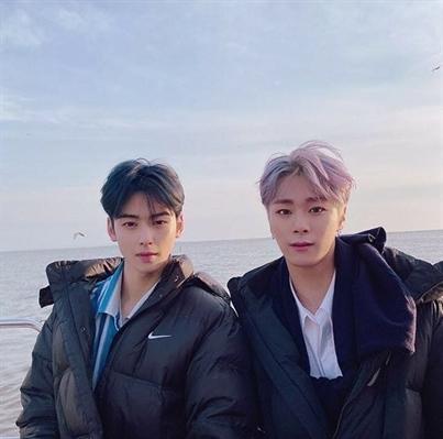 Fanfic / Fanfiction Miss You - Binwoo - Capítulo 1 - Capitulo unico - Miss You
