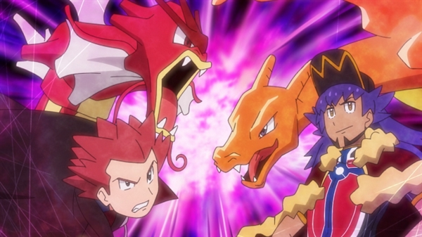 Fanfic / Fanfiction Pokemon: Galar Journey - Capítulo 7 - Duelo entre duas forças. Surge o Campeão Mundial.