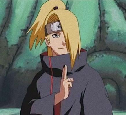 Fanfic / Fanfiction - Mini Imagines é Reações (Naruto)- - Capítulo 6 - -Deidara-