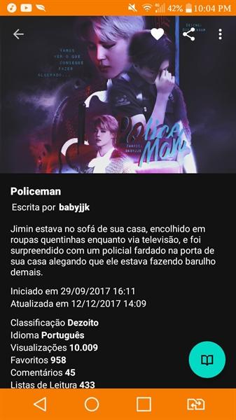 Fanfic / Fanfiction Fics curtas!!! - Capítulo 7 - 6-Policeman