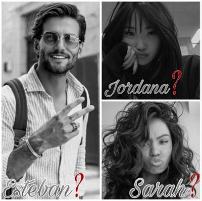 Fanfic / Fanfiction Is it love?Sebastian - Capítulo 27 - Sarah?Jordana?Esteban?cade vocês?