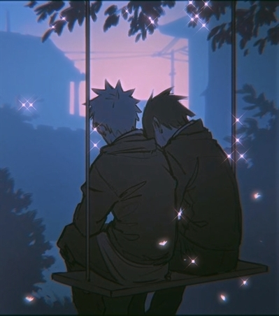 Fanfic / Fanfiction Lemon Boy - (Sasunaru) - Capítulo 2 - Lemon boy and me started to get along together.