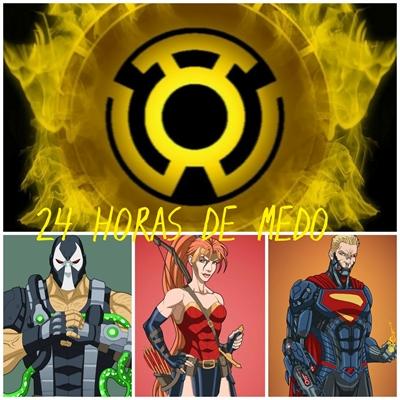 Fanfic / Fanfiction Liga da Justiça:Última Crise - Capítulo 6 - 24 horas de medo