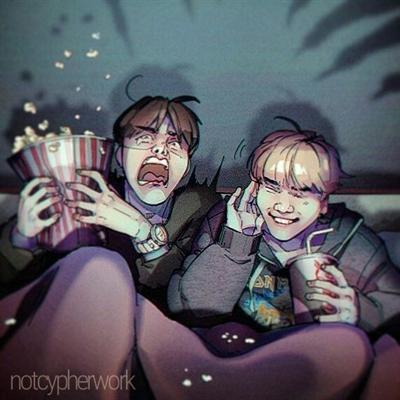 Fanfic / Fanfiction O Depressivo, o nerd e o popular (Taeyoonseok) - Capítulo 5 - Eu acho que estou apaixonado..