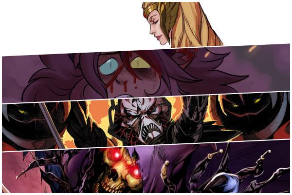 Fanfic / Fanfiction She-Ra: Last Warriors - Capítulo 52 - Capítulo 52 - She-Ra e Hordak - Parte 1