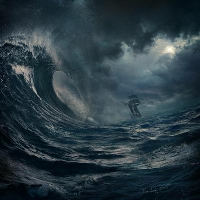 Fanfic / Fanfiction Waves - Você é Capaz de Entender? - Capítulo 1 - Ondas Turbulentas