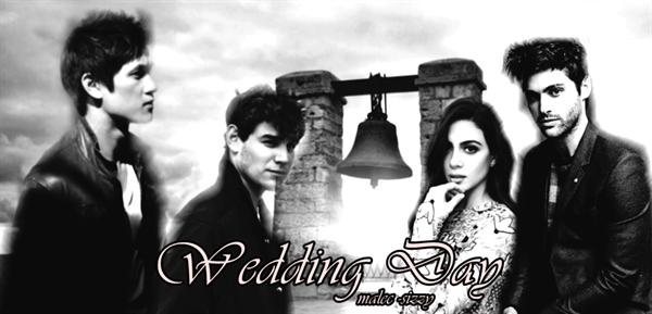 Fanfic / Fanfiction Wedding Day. Malec - Sizzy - Capítulo 21 - Capítulo Vinte e um: Libertar.