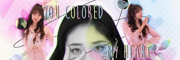 Fanfic / Fanfiction You Colored My Heart;; - Capítulo 1 - Uniq;;