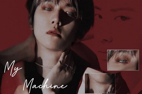 Fanfic / Fanfiction My Machine - Chanbaek - Capítulo 1 - Projeto BKH09