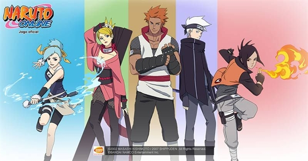 Fanfic / Fanfiction Naruko e Naruto-Um amor verdadeiro - Capítulo 7 - Novos ninjas e re-encontro