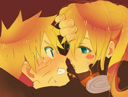 Fanfic / Fanfiction Naruko e Naruto-Um amor verdadeiro - Capítulo 9 - Confissão e noite amorosa