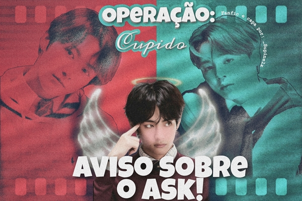 Fanfic / Fanfiction Operação; Cupido! -Jikook - Capítulo 3 - Aviso sobre ask!