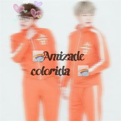 Fanfic / Fanfiction Amizade colorida ---Yoonseok - Capítulo 1 - Único