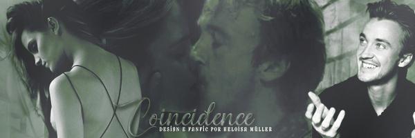 Fanfic / Fanfiction Coincidence (Feltson) - Capítulo 1 - Coincidence?