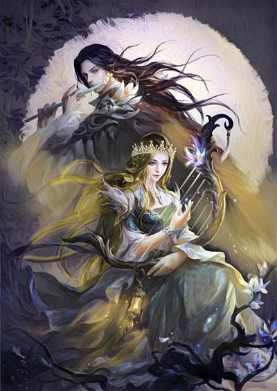 Fanfic / Fanfiction Ecthelion da Fonte e Calaure - Capítulo 4 - O primeiro encontro