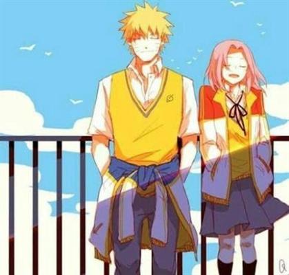 Fanfic / Fanfiction Escolhas do amor narusaku - Capítulo 2 - Antes de ir