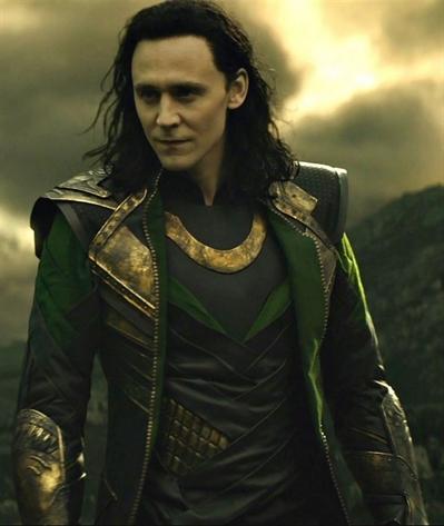 Fanfic / Fanfiction Gray Eyes - Loki Laufeyson - Capítulo 6 - Ta-daaa!