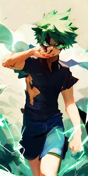 Fanfic / Fanfiction Izuku o Lanterna Verde - Capítulo 3 - Inicio