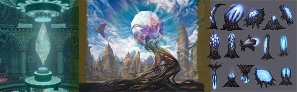Fanfic / Fanfiction Magic. Solar. System - AMUSS Interativa - Capítulo 3 - Cristais mágicos: a fonte de vida extraterrestre