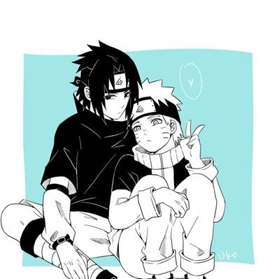 Fanfic / Fanfiction Melhor amigo de infância-Narusasu - Capítulo 1 - A infância de Naruto e Sasuke