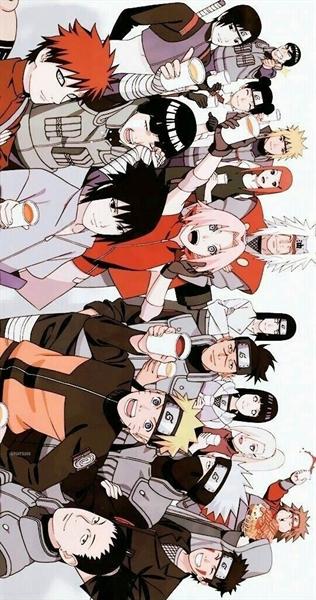Fanfic / Fanfiction Melhor amigo de infância-Narusasu - Capítulo 3 - A volta de Naruto