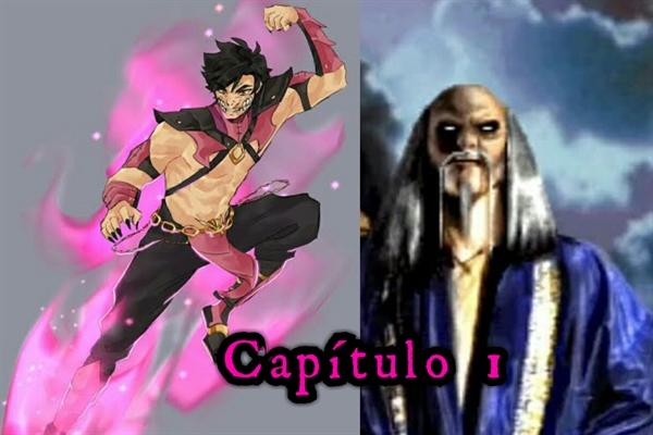 Fanfic / Fanfiction Mortal Kombat: Realm Warriors - Capítulo 1 - A Fuga de Um Jovem Lacaio
