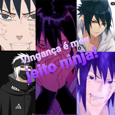 Fanfic / Fanfiction Naruto: Personagens Reagindo Aos Raps Do Anime! - Capítulo 8 - Uchiha Sasuke I