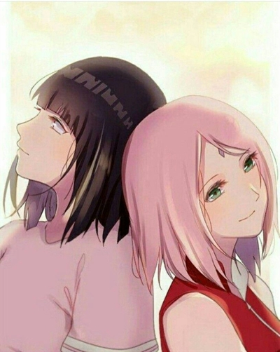 Fanfic / Fanfiction SasuNaru :) - Capítulo 3 - Hinata Hyuuga