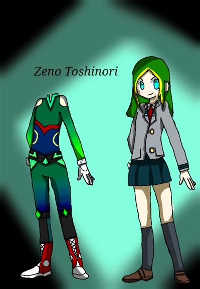 Fanfic / Fanfiction Next Generation Pro Hero-(Bnha) - Capítulo 3 - Zeno Toshinori (All Might)