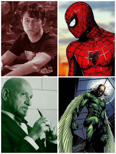 Fanfic / Fanfiction O Surpreendente Homem-Aranha - Capítulo 3 - Desejos