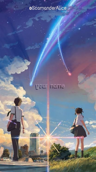 Fanfic / Fanfiction Oneshot- Your Name - Capítulo 1 - Depois do nosso fim