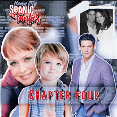 Fanfic / Fanfiction Para sempre, meu amor ( SPANICPAZ) - Capítulo 4 - Chapter four - Quem sabe a gente ainda se encontre