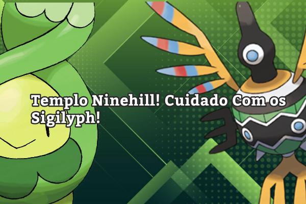Fanfic / Fanfiction Pokémon Jade: Aventuras em Kalre - Capítulo 7 - Cap 7: Templo Ninehill! Cuidado Com os Sigilyph!