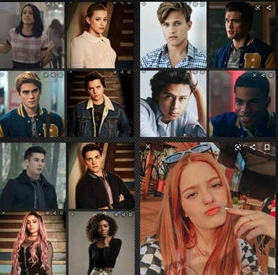Fanfic / Fanfiction Riverdale - Versão Cheryl e Jason - Capítulo 2 - Capítulo 2