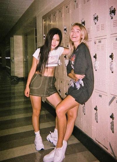 Fanfic / Fanfiction Tudo junto e misturado (Now United e Cnco e outras pessoas) - Capítulo 95 - Capítulo 95 feliz 5 anos de amizade Sina Urrea -Heyoon Jeong